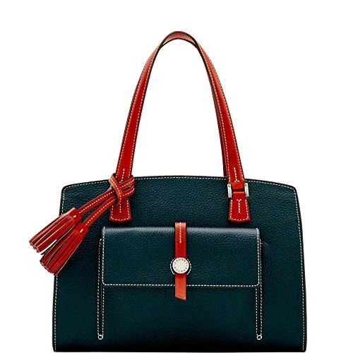 Bourke Shoulder Bag - Dooney & Bourke Cambridge Large Shoulder Bag Black