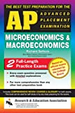 AP Microeconomics and Macroeconomics (REA) - The Best Test Prep: The Best Test Prep for the Advanced Placement Exam (Advanced Placement (AP) Test Preparation)