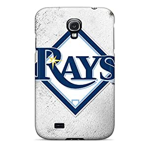 New Tampa Bay Rays Tpu Case Cover, Anti-scratch OIb2155WHCG Phone Case For Galaxy S4