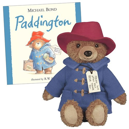 YOTTOY Paddington Bear 8.5