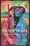 Front cover for the book Frangipani by Célestine Vaite