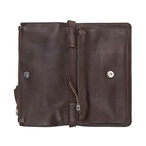 Cowboysbag H b Roxana T X Cm Marrón Mujer Totes Bag brown 8x8x8 Bolsos arPHqaS