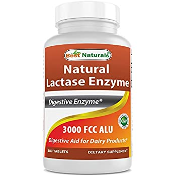 Amazon.com: Natures Way Lactase Formula, Enzyme Active, 100 ...
