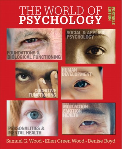 World of Psychology: Portable Edition, The