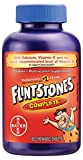 Flintstones Vitamins Children's Complete Multivitamin Supplement Chewable Tablets, 180 Count For Sale