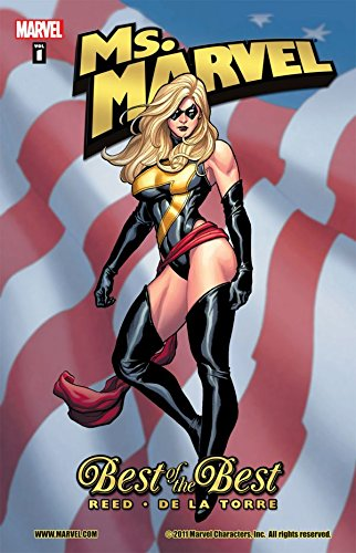 Ms. Marvel Vol. 1: Best of the Best (Ms. Marvel (2006-2010)) by [Reed, Brian]