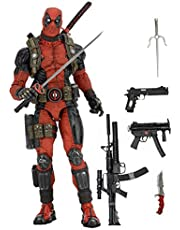 NECA Marvel Deadpool 1/4 Scale Action Figür