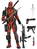 NECA Deadpool Figura de 45 cm, Escala 1:4, Marvel NEC0NC61384
