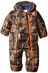 Columbia Baby Boys\' Frosty Freeze Bunting, Timberwolf, 18-24 Months