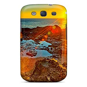New Style Case Cover DUzfgac1053wJRQB Landscape Compatible With Galaxy S3 Protection Case