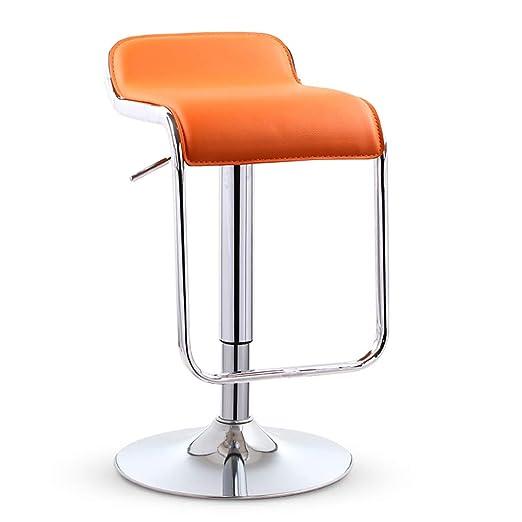Furniture Taburete de Estilo Industrial con cojín de ...
