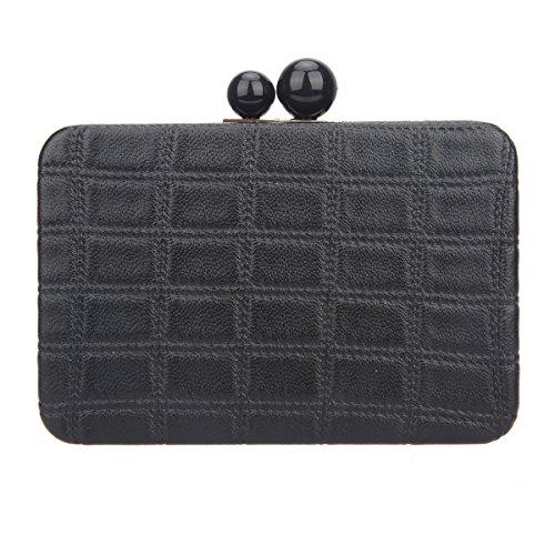Body Black Man Made Handbags - 1