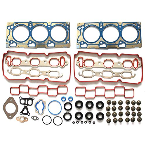 SCITOO Replacement for Head Gasket Set fits Chrysler Sebring Dodge Challenger Journey 3.5L Engine Head Gaskets Kit Sets