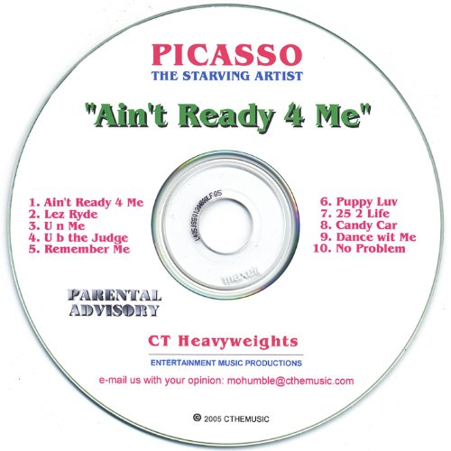 Ain't Ready 4 Me [Explicit]