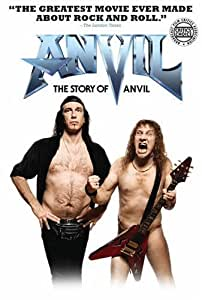 Amazon.com: Anvil: The Story of Anvil: Robb Reiner, Steve