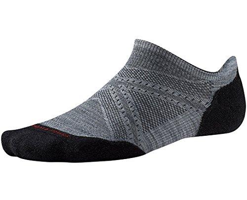 Smartwool Men's PhD Run Light Elite Micro Socks Medium