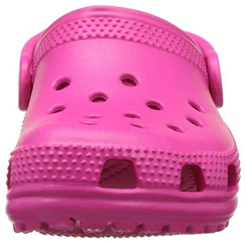 Crocs Enfants Classique Sabot Rose Bonbon