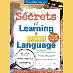 A Spymaster's Secrets of Learning a Foreign Language Audiobook