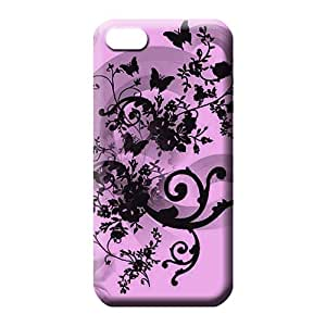 iphone 6plus 6p Shatterproof forever Forever Collectibles cell phone case butterfly floral abstract