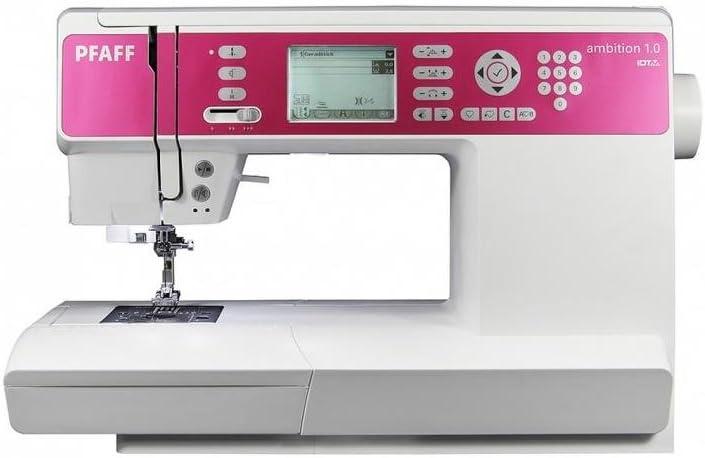 PFAFF 4250229847153 - Máquina de Coser Ambition 1.0: Amazon.es: Hogar