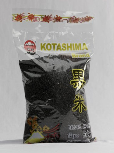 Chinese Black Rice (Chinese call it ''forbidden'')