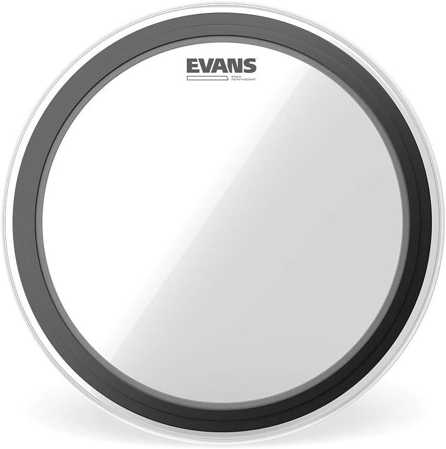 Evans BD22EMADHW Accesorios para Batería, 12