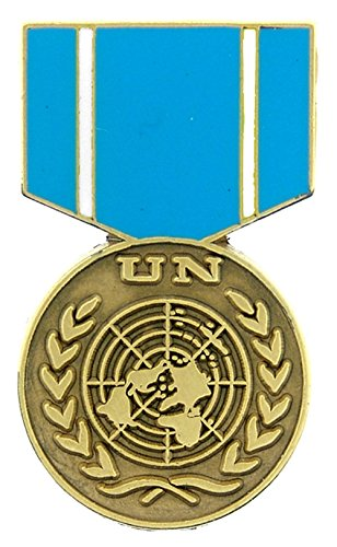 United Nations Lapel Pin - 4