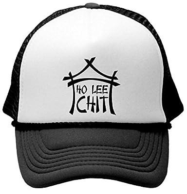 HO LEE CHIT - Unisex Adult Trucker Cap Hat