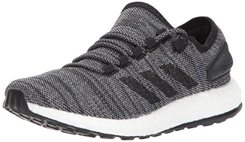 adidas Men's Pureboost ATR Running Shoe, Black/Grey Three, 10.5 Medium US