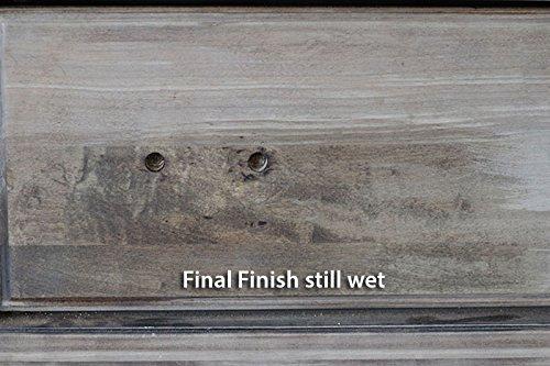 Driftwood Finish