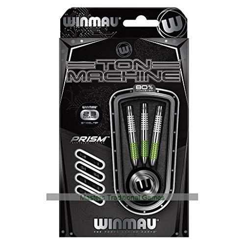 Winmau Ton Machine 80% Tungsten Darts - 23g, 1082