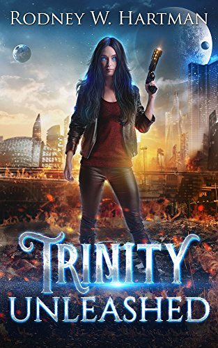 Trinity Unleashed (Wizard Scout Trinity Delgado Book 1) (Unleashed Marines)