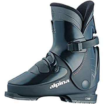 Alpina R4 Rear Entry Ski Boots Black 25.0: Amazon.ca: Sports