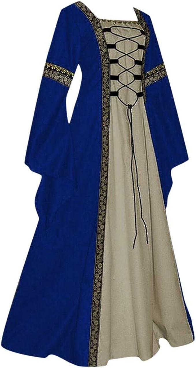 Amazon.com: Forthery - Disfraz de renacimiento para mujer ...