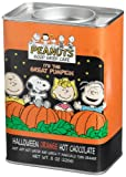 McSteven's Peanuts Halloween Orange Hot Chocolate, 8-Ounce Tins (Pack of 3)