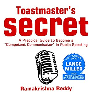 Toastmasters Secret Hörbuch