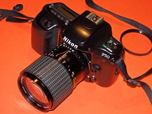 SLR Camera analog Nikon F50 incl. Lente travenar MC Auto Zoom F ...