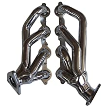 Gibson GP500 Chrome Performance Header by Gibson Performance Exhaust