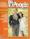 People Weekly Magazine: July 20, 1981 - Raiders of the Lost Ark