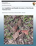 An Amphibian and Reptile Inventory of Isle Royale National Park, National Park National Park Service, 1492164232