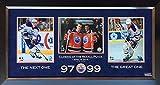 Wayne Gretzky and Connor McDavid Framed Collector Photos - Ltd Ed 97 of 299