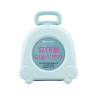 Depruies Portable Baby Travel Emergency Toilet Car Toilet Infant Toilet