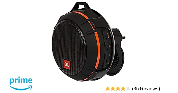 Amazon.com: JBL Wind Bike Portable Bluetooth Speaker with FM Radio and Supports A Micro SD Card: Home Audio & Theater