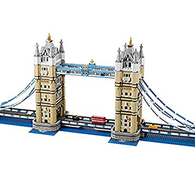 LEGO Tower Bridge 10214: Toys & Games