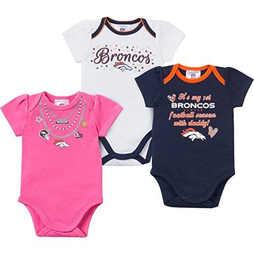 Denver Broncos Baby Pajamas Price pare