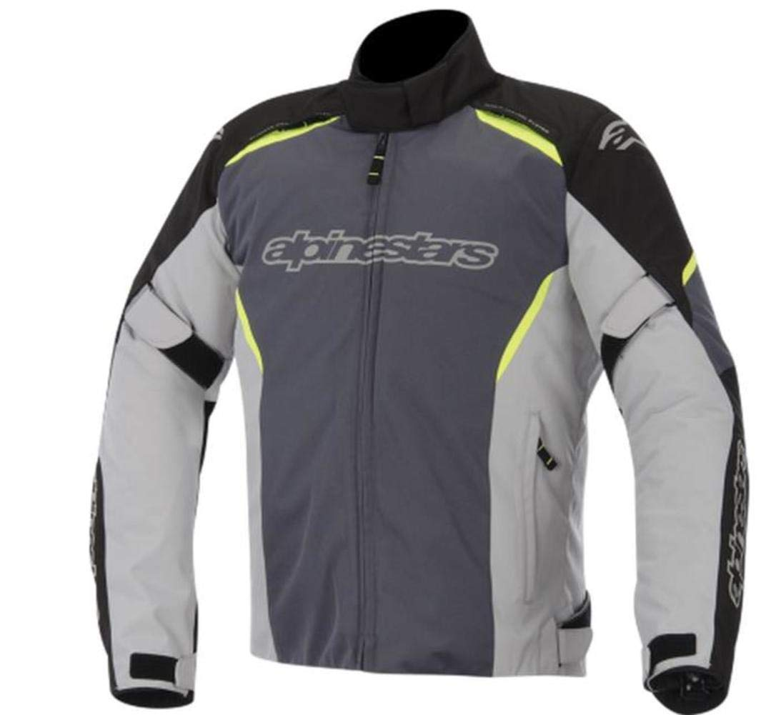 Alpinestars Gunner Waterproof Jacket (XX-LARGE) (BLACK/WHITE/RED)