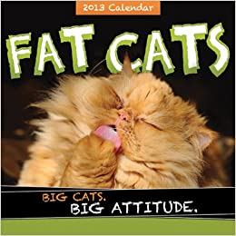 Fat Cats Calendar: Big Cats. Big Attitude.