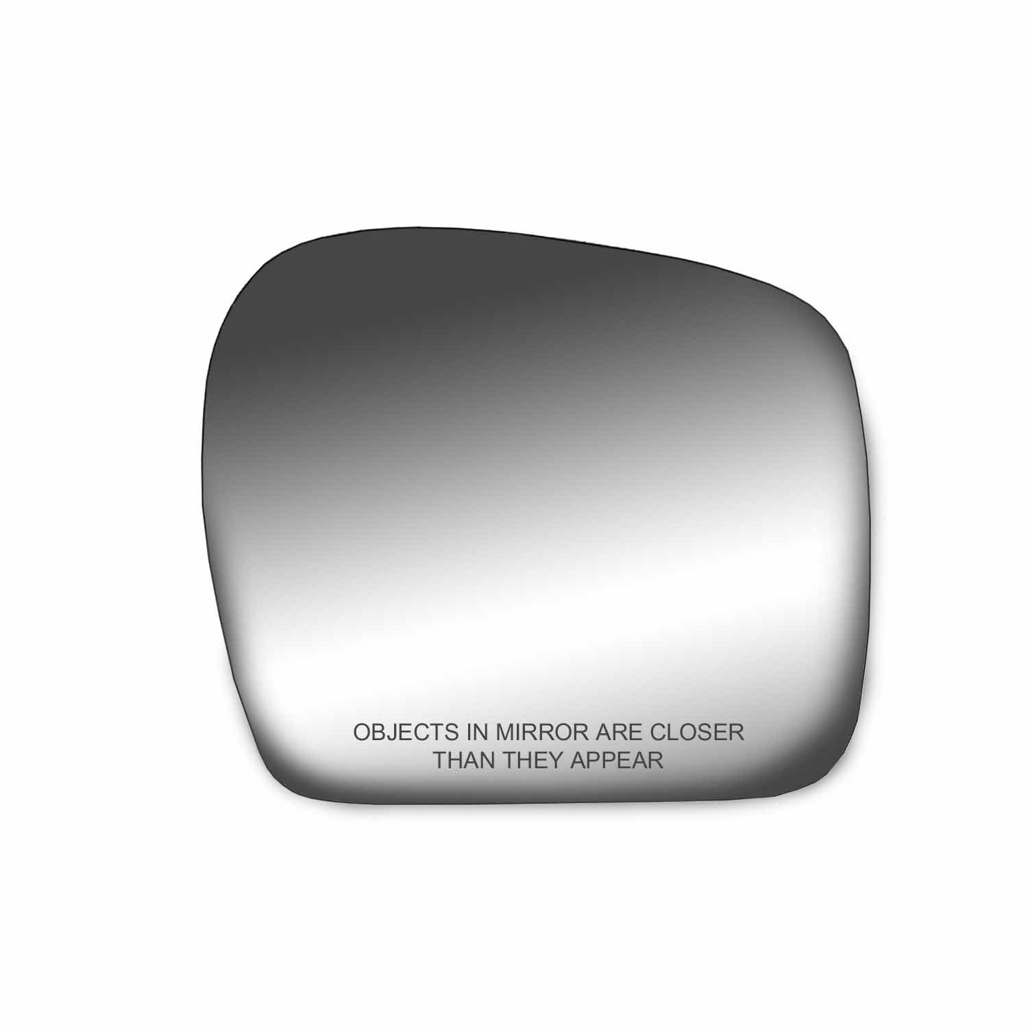 Fit System 90165 Toyota 4Runner Passenger Side Replacement Mirror Glass