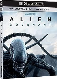Alien: Covenant [Blu-Ray] [Region Free] (English audio. English subtitles)