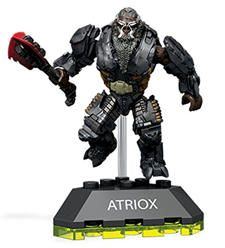 Mega Construx Halo Heroes Series 3 Atriox Figure